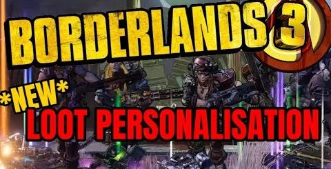 Borderlands-3-Personalized-Loot-Guide